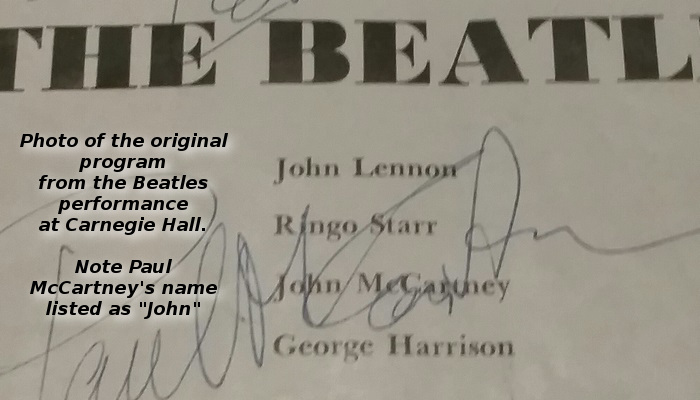 Beatles_Carnegie_Program_With_Notes_700x400