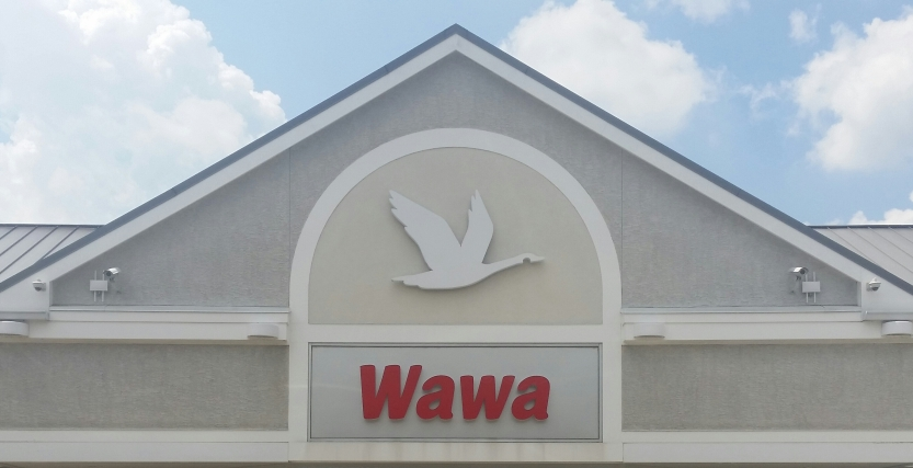 Wawa Storefront Picture